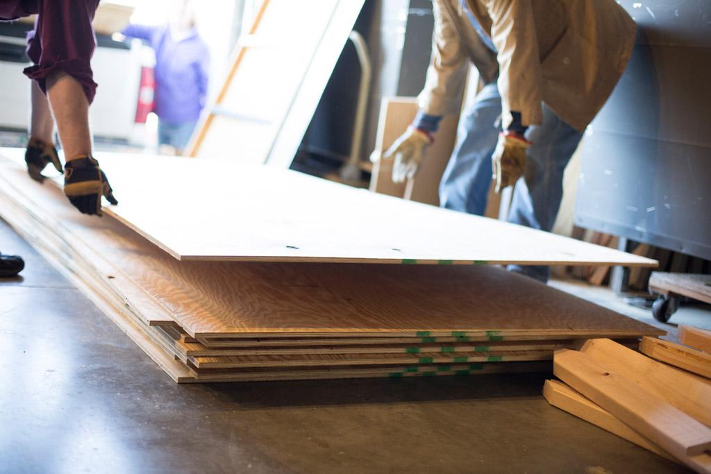 Emmanuel Set Build 07